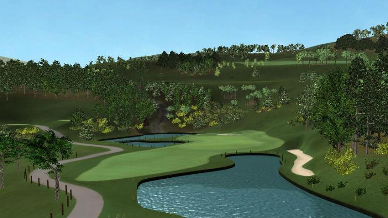 Mauna Ocean Golf and Resort
