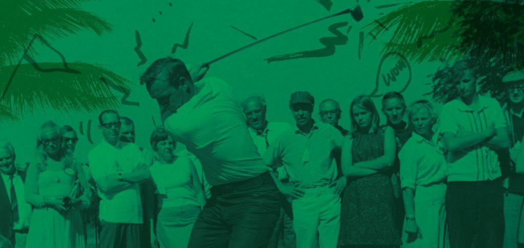 Urban Golf Team League Arnies Palmies